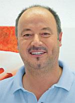 Portrait Dr. Günther Schlimbach